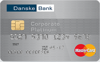 Mastercard Corporate platinum